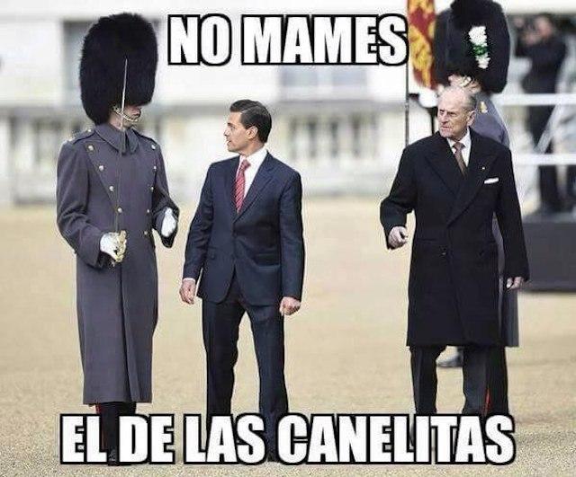 Lo mejor de la visita de Peña Nieto a UK en Memes - meme_uk2