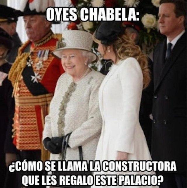 Lo mejor de la visita de Peña Nieto a UK en Memes - meme_uk8