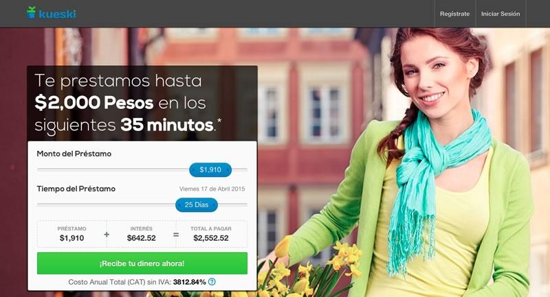 Kueski realiza préstamos de dinero por internet en minutos - prestamos-personales-Kueski