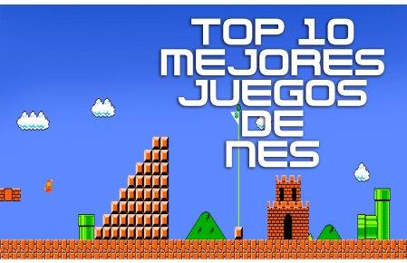 Top 10 de los mejores juegos de NES