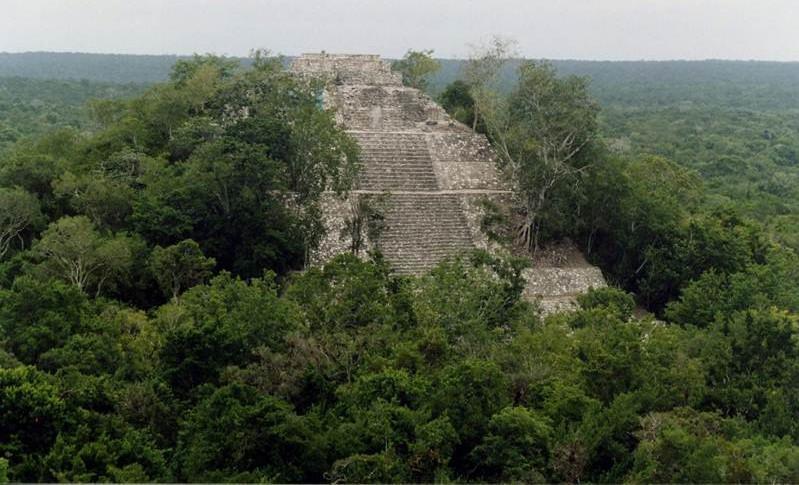 Afirman que un enorme Tsunami pudo golpear Yucatán hace miles de años - tsunami-yucatan