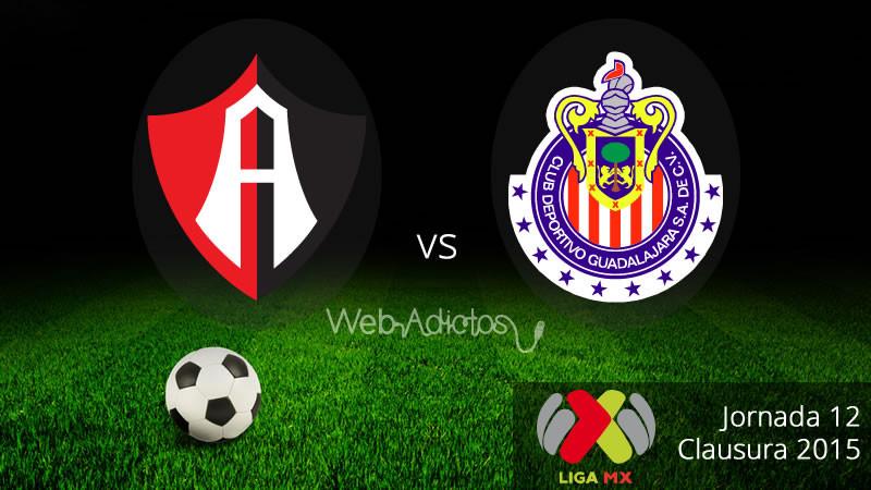 Atlas vs Chivas, Clásico tapatío en el Clausura 2015 - Atlas-vs-Chivas-Clausura-2015-800x450