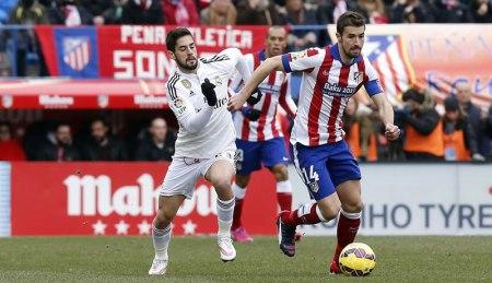 Atlético Madrid vs Real Madrid, Champions 2015 (ida)