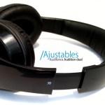 Audífonos con micrófono Audition Dual de Ackteck