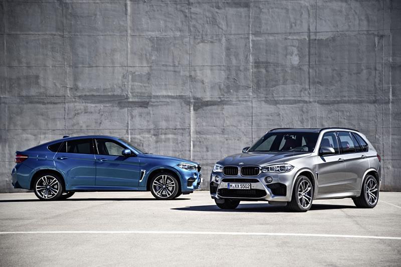 Los nuevos BMW X5 M y BMW X6 M llegan a México - BMW-X5-M-y-BMW-X6-llegan-a-Mexico