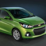 Chevrolet Spark 2016, completamente rediseñado - Chevrolet-Spark-2016-4