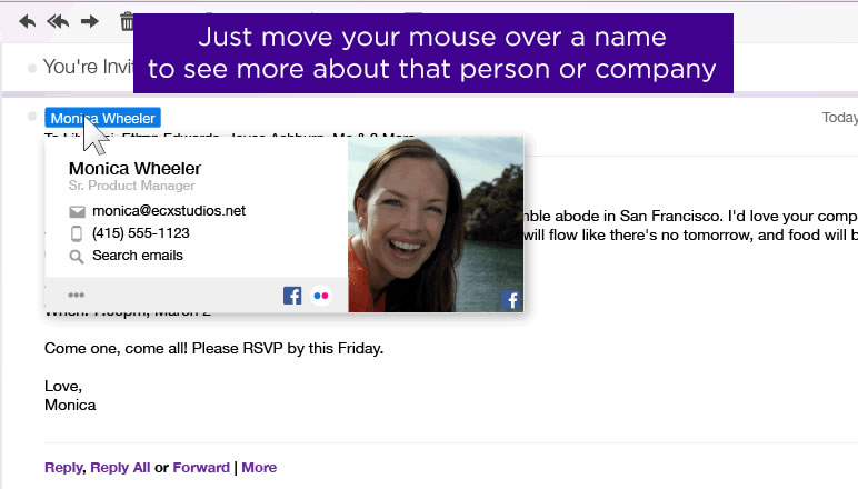 "Correo Yahoo lanza ""Yahoo Contact Cards"" - Correo-Yahoo-Yahoo-Contact-Cards"