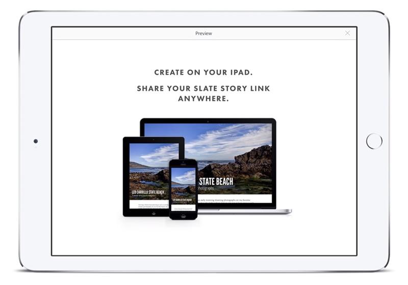 Slate, la app de adobe para crear presentaciones en el iPad - Crear-presentaciones-en-iPad-con-Slate
