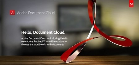 Adobe Document Cloud y Adobe Acrobat DC ya disponibles