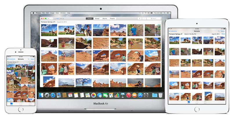 Actualización de Mac OS X 10.10.3 con Fotos ya disponible - Fotos-Mac-OS-X-Yosemite