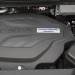 Honda Pilot 2016 quiere conquistar el segmento de SUV de tres filas de asientos - Honda-Pilot-2016-motor