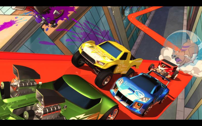 Cartoon Network y Boomerang presentan nuevos contenidos de Mattel - HotWheels-Cartoon-Network-Boomerang