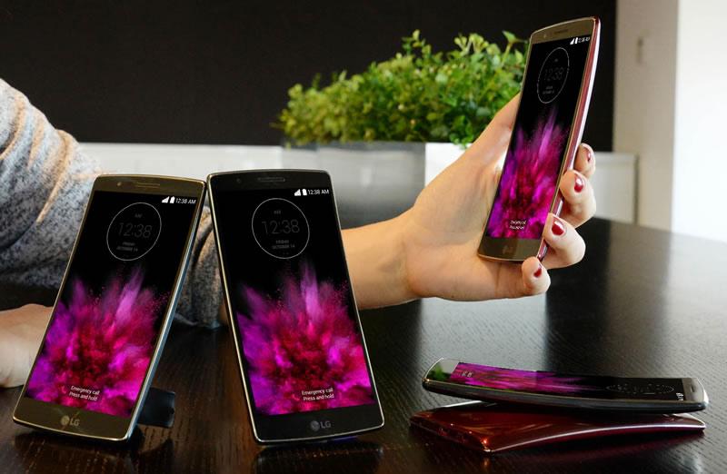 El LG G Flex2 ya está disponible en México - LG-G-Flex2-en-Mexico