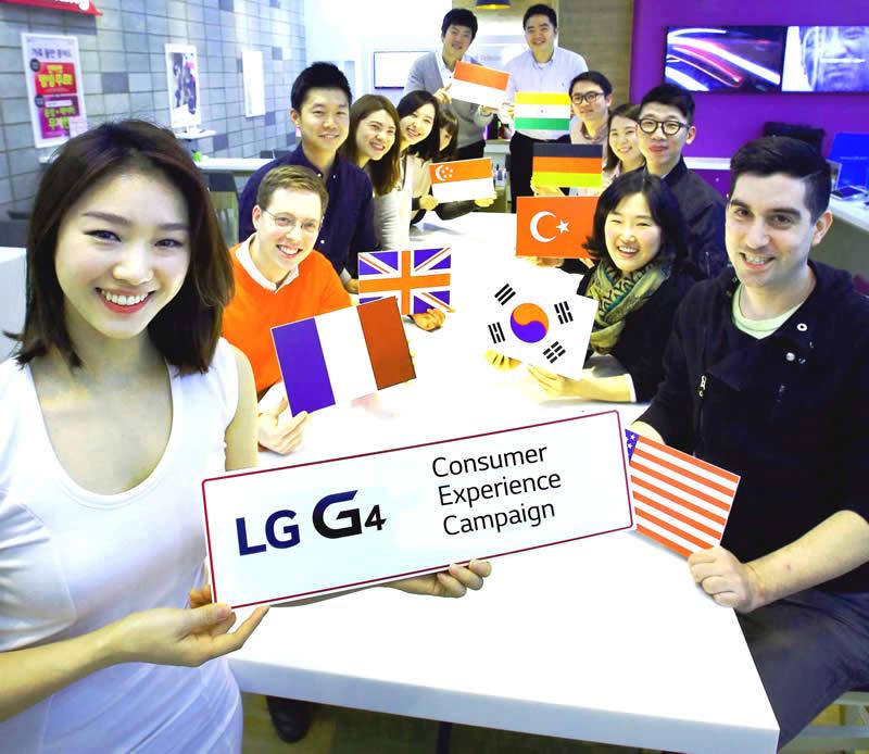 LG entregará 4,000 LG G4 previo a su lanzamiento - LG-G4-experiencia-de-usuario-marketing