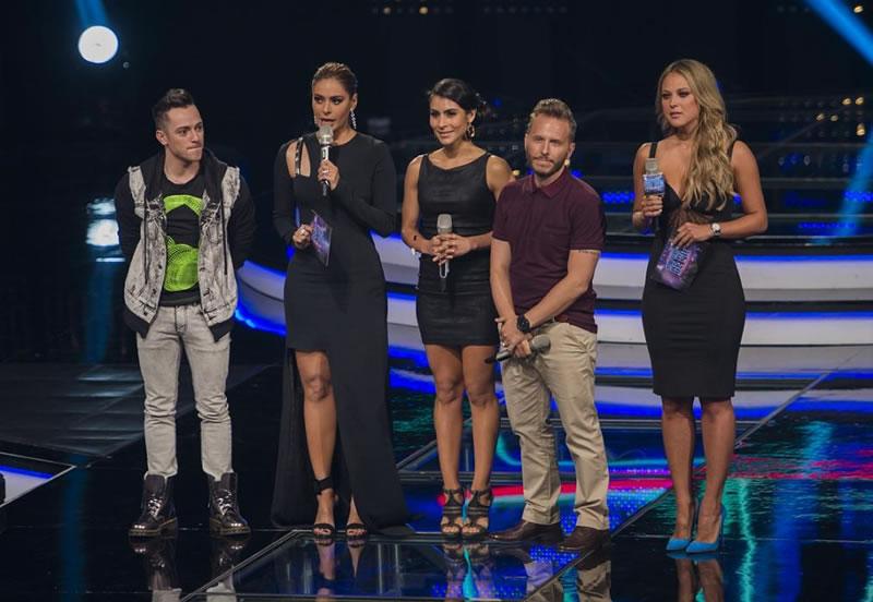 Me Pongo de Pie se ubicó en los primeros lugares de audiencia en México - Me-pongo-de-pie-Televisa1