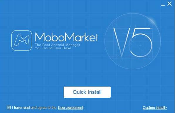 Moborobo lanza su versión 5 y es ahora MoboMarket (Para PC) - MoboMarket-For-PC-Version-5