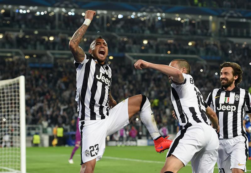 Mónaco vs Juventus, Champions 2015 (Vuelta) - Monaco-vs-Juventus-Champions-2015