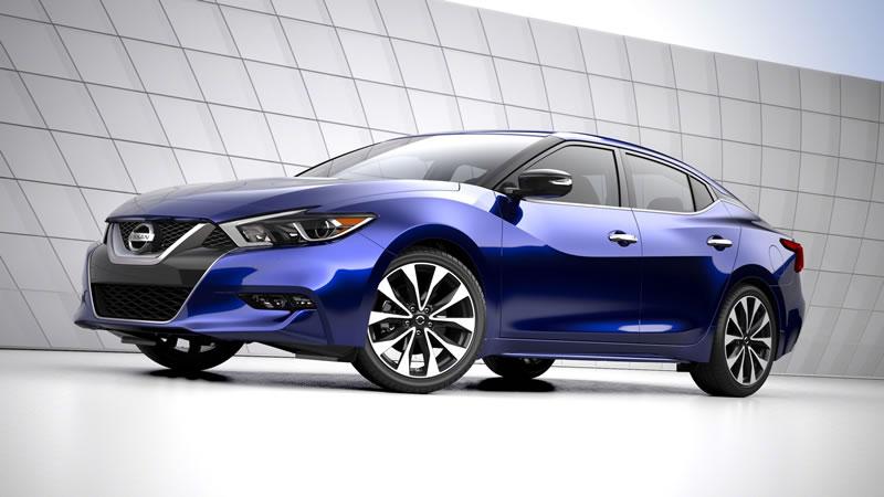 Nissan y su innovador sistema de asistencia al manejar - Nissan-Maxima-2015-Driver-Attention-Alert