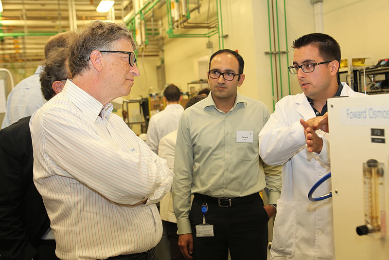 Rodrigo Valladares Linares potabilizar agua de mar Mexicano logra potabilizar agua residual y de mar para consumo industrial en Arabia Saudita