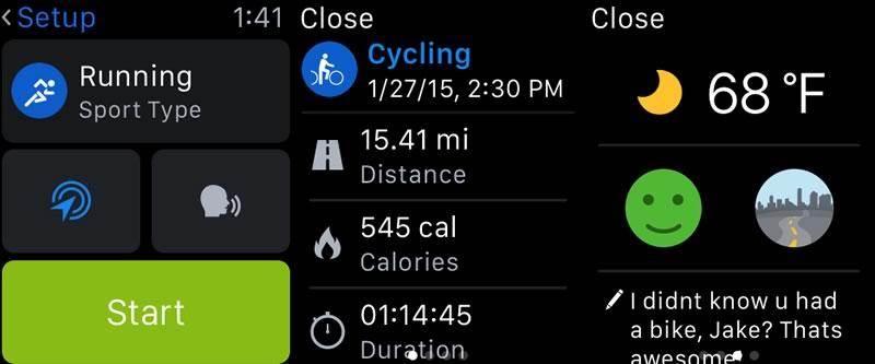 Las apps de Runtastic estarán disponibles en el Apple Watch - Runtastic-App-Apple-Watch