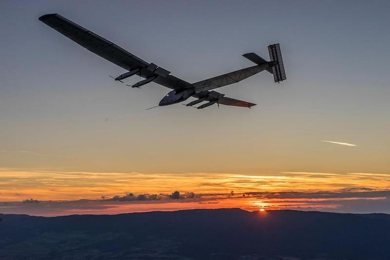 Esto comen los pilotos de Solar Impulse, el avión que usa energía solar - Solar-Impulse