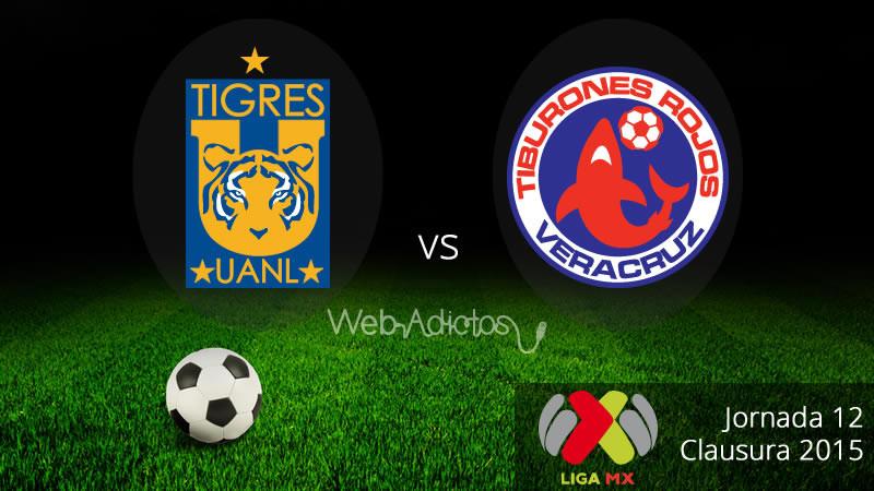 Tigres vs Veracruz en el Clausura 2015 - Tigres-vs-Veracruz-Clausura-2015-800x450