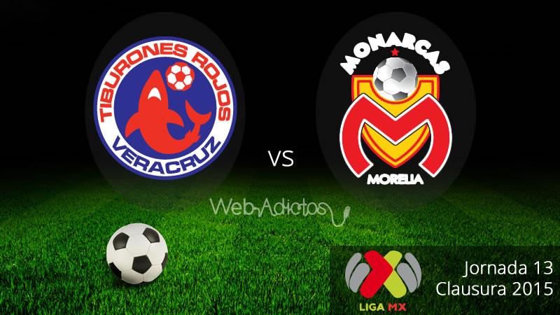 Veracruz vs Morelia en el Clausura 2015 - Veracruz-vs-Morelia-Clausura-2015