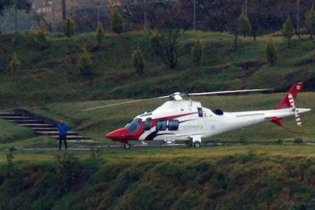 Director de CONAGUA se disculpa por uso de Helicóptero oficial para fines personales