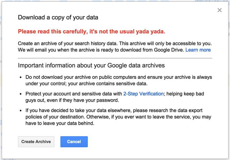 Ya puedes ver y descargar tu historial de búsquedas en Google - descargar-historial-de-busqueda-google-800x558
