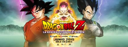 Nuevo tráiler de Dragon Ball Z: La Resurrección de Freezer en español latino