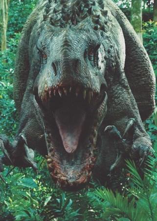 Se revela la apariencia final del nuevo dinosaurio híbrido de Jurassic World