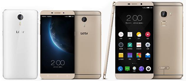 LeTV presenta los primeros smartphones con puerto USB Type-C - letv-1-pro-max-superphone