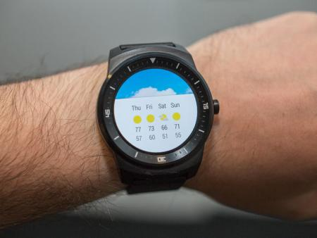 Android Wear se actualiza y ahora cuenta con soporte para WiFi independiente