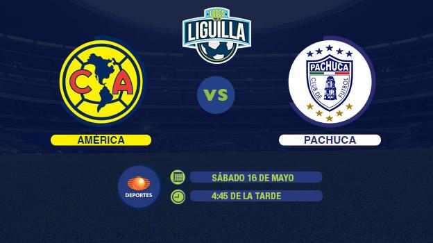 América vs Pachuca, Liguilla Clausura 2015 [Partido de vuelta] - America-vs-Pachuca-Liguilla-2015-en-vivo-por-Televisa-Deportes