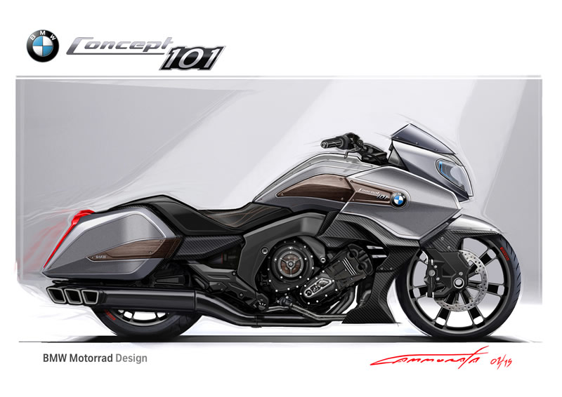 "BMW Motorrad ""Concept 101"" – The Spirit of the Open Road - BMW-Motorrad-Concept-101"