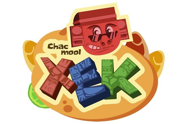 Chacmool Xec, el juego que busca promover la cultura maya - Chacmol-Xek-Juego-cultura-maya