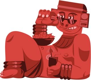 Chacmool Xec, el juego que busca promover la cultura maya - Chacmol