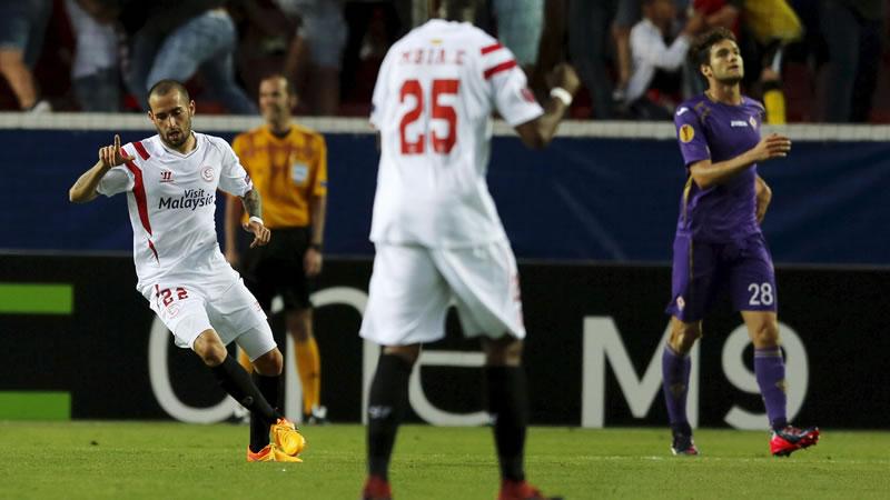 Fiorentina vs Sevilla, Semifinal Europa League 2015 ¡En vivo! - Europa-League-Fiorentina-vs-Sevilla