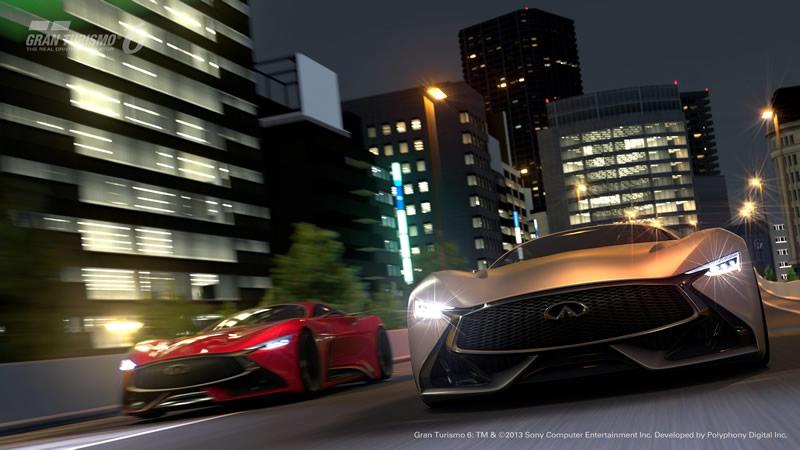 Infiniti Vision Gran Turismo, de lo virtual a lo real - Infiniti-Vision-Gran-Turismo-concepto