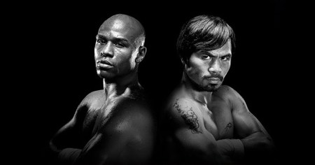 Pacquiao vs Mayweather, Ceremonia de pesaje ¡En vivo!