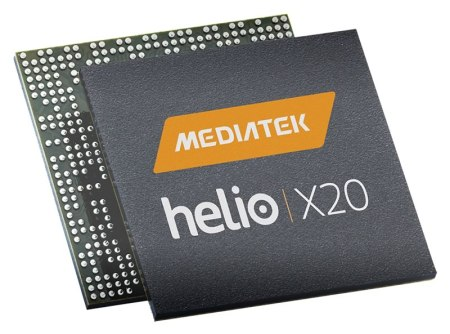 MediaTek Helio X20: el primer procesador de 10 núcleos para smartphones