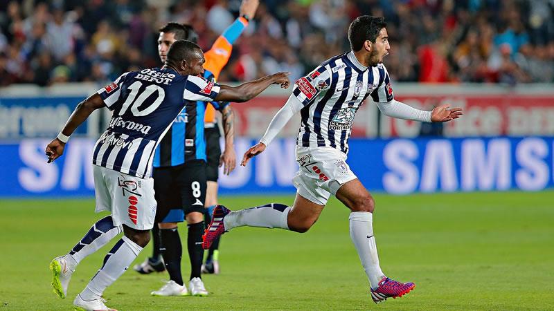 Pachuca vs Querétaro ¿A qué hora juegan y en qué canal? [Semifinal C2015] - Pachuca-vs-Queretaro-Horario-y-Canal-Liguilla-2015