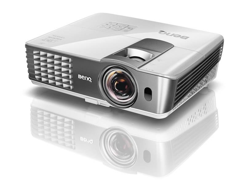 BenQ W1080ST+, un proyector inalámbrico para tu sala - Proyector-Inalambrico-W1080ST-