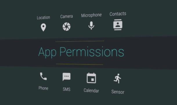 ¿Cuales son las novedades en Android M? - android-m-permisos