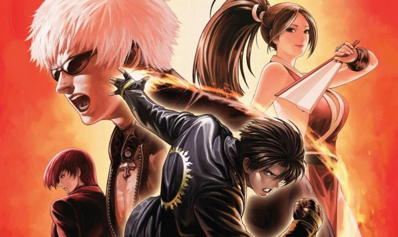 Top 5 de los Mejores Videojuegos de Peleas - the-king-of-fighters-xiii-history-800x477