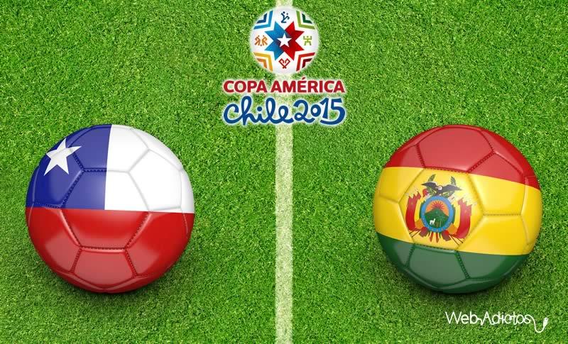 Chile vs Bolivia ¿A qué hora juegan en la Copa América y en qué canal verlo? - Chile-vs-Bolivia-Horario-y-Canal-Copa-America-2015