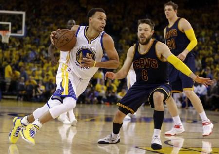 Cavaliers vs Warriors, Juego 5 de la Final NBA