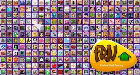 Juegos Friv, el rey de los juegos online en tu navegador