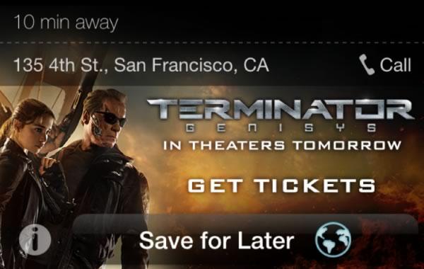 La voz de Terminator llega a Waze - Terminator-Waze