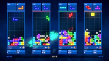 Tetris Ultimate Challenge Pack ya está disponible